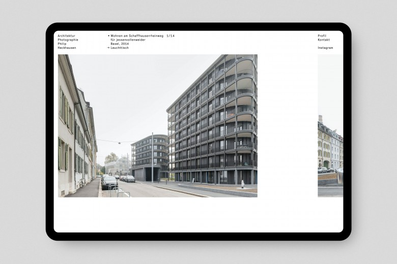 Architektur Photographie Philip Heckhausen Website 1