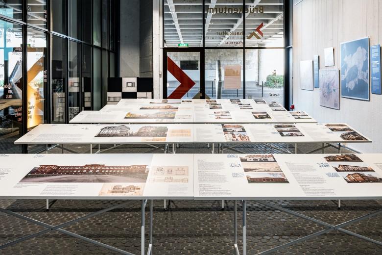 Strategien der Moderne Exhibition Design 2