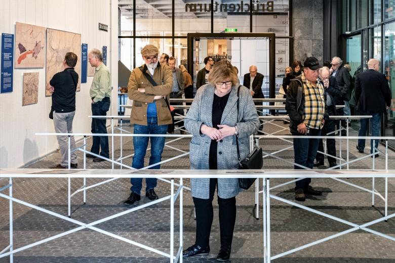 Strategien der Moderne Exhibition Design 3
