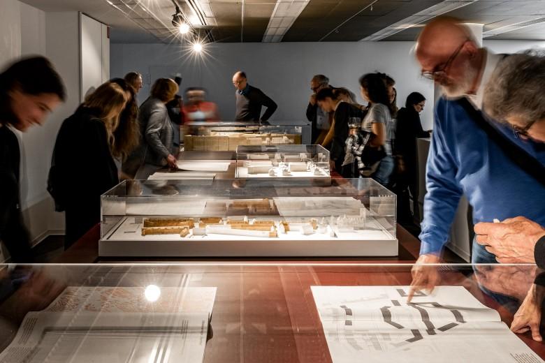 Strategien der Moderne Exhibition Design 8