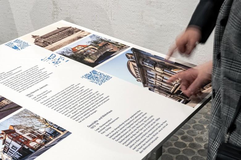Strategien der Moderne Exhibition Design 9