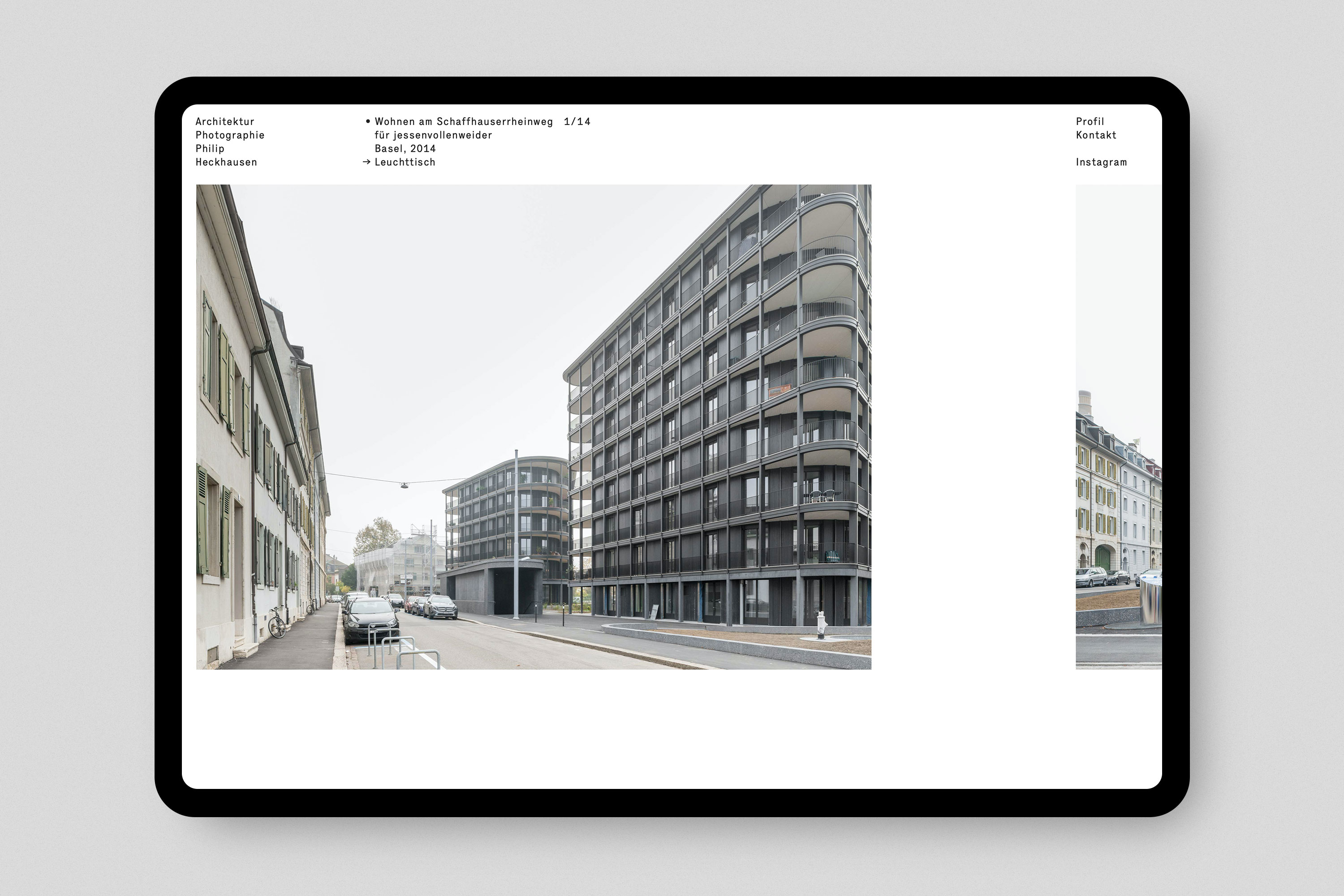 Architektur Photographie Philip Heckhausen Website 1