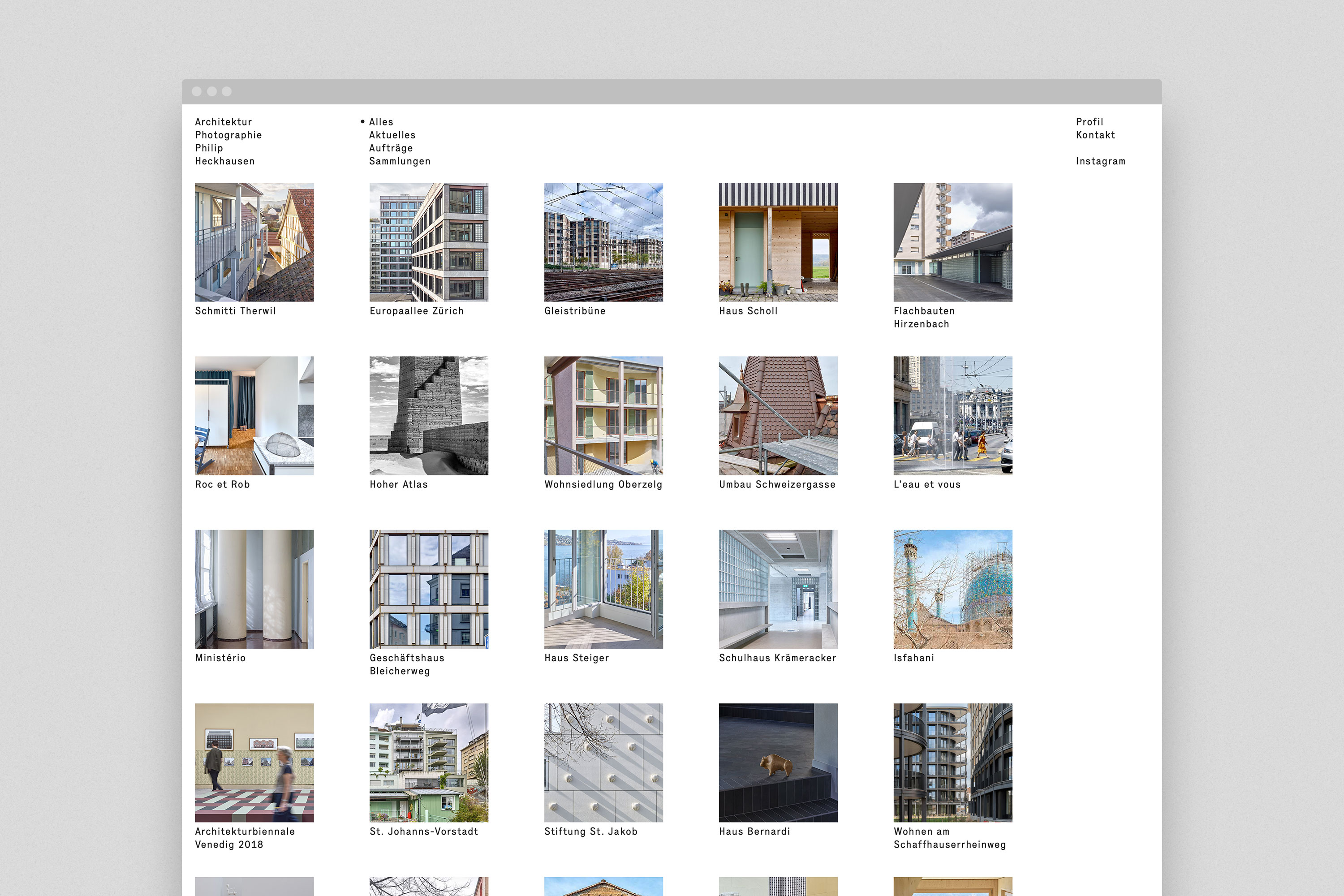 Architektur Photographie Philip Heckhausen Website 3