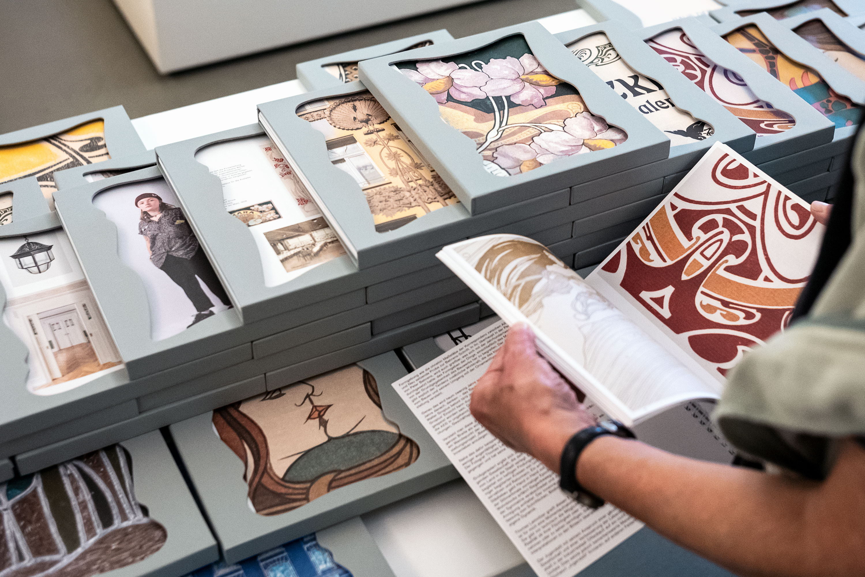 Art Nouveau Exhibition Catalog 2