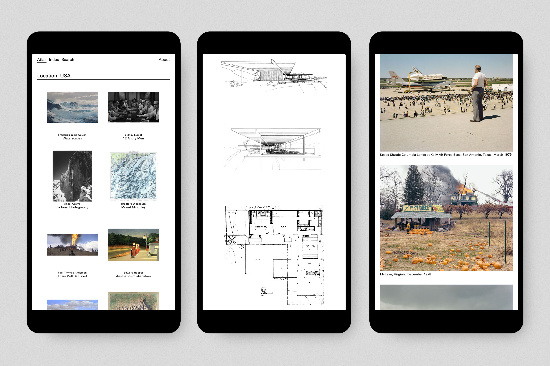 Atlas of Places Website 3