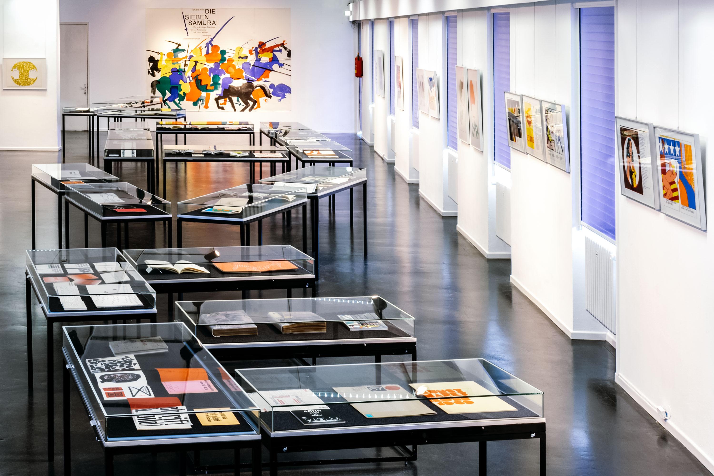 Klingspor Museum Exhibition Design 1