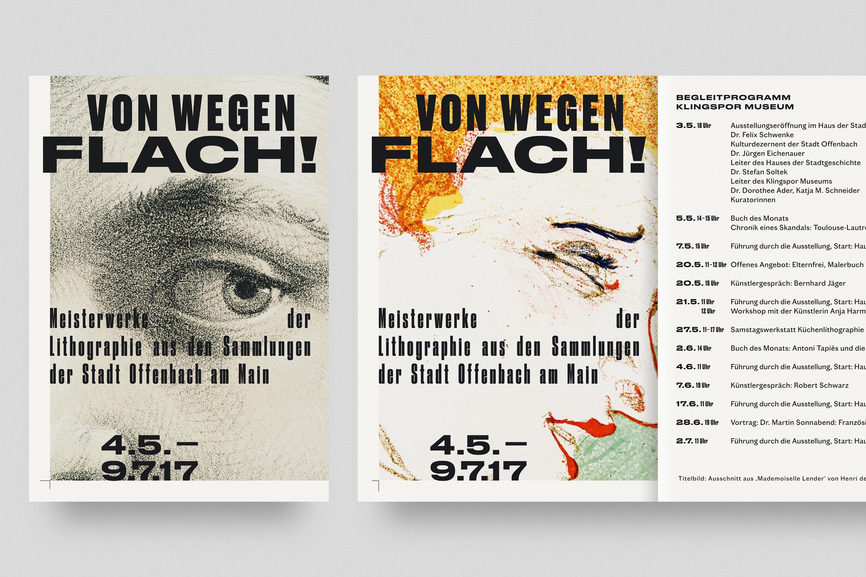 Klingspor Museum Printed Material 6