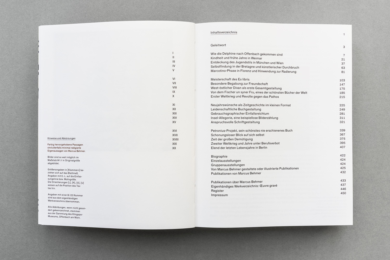 Marcus Behmer Monograph 3