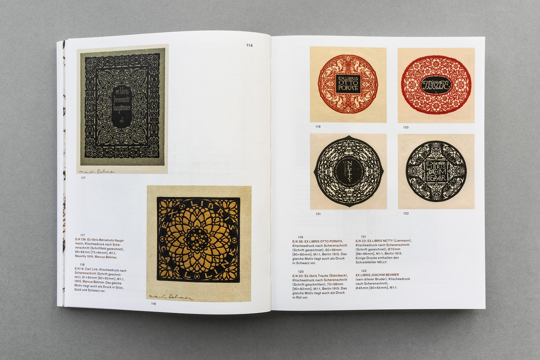 Marcus Behmer Monograph 4