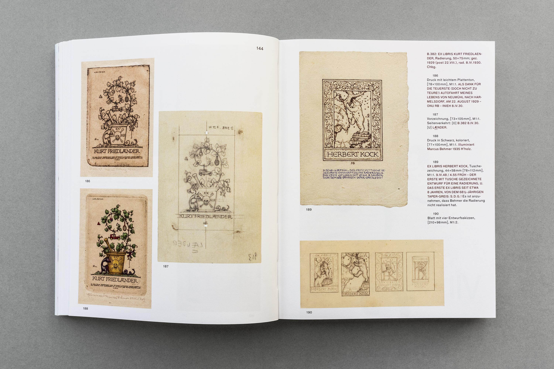 Marcus Behmer Monograph 5