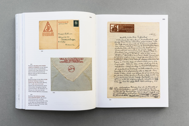 Marcus Behmer Monograph 7