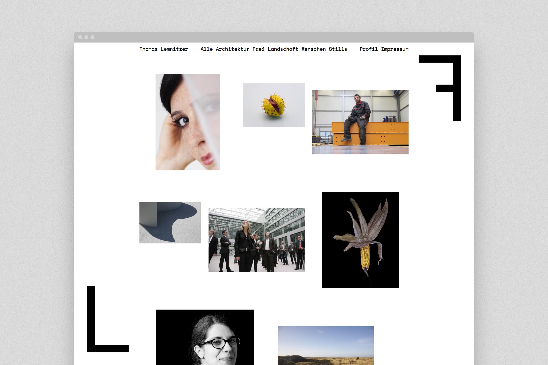 Thomas Lemnitzer Fotografie Website 1
